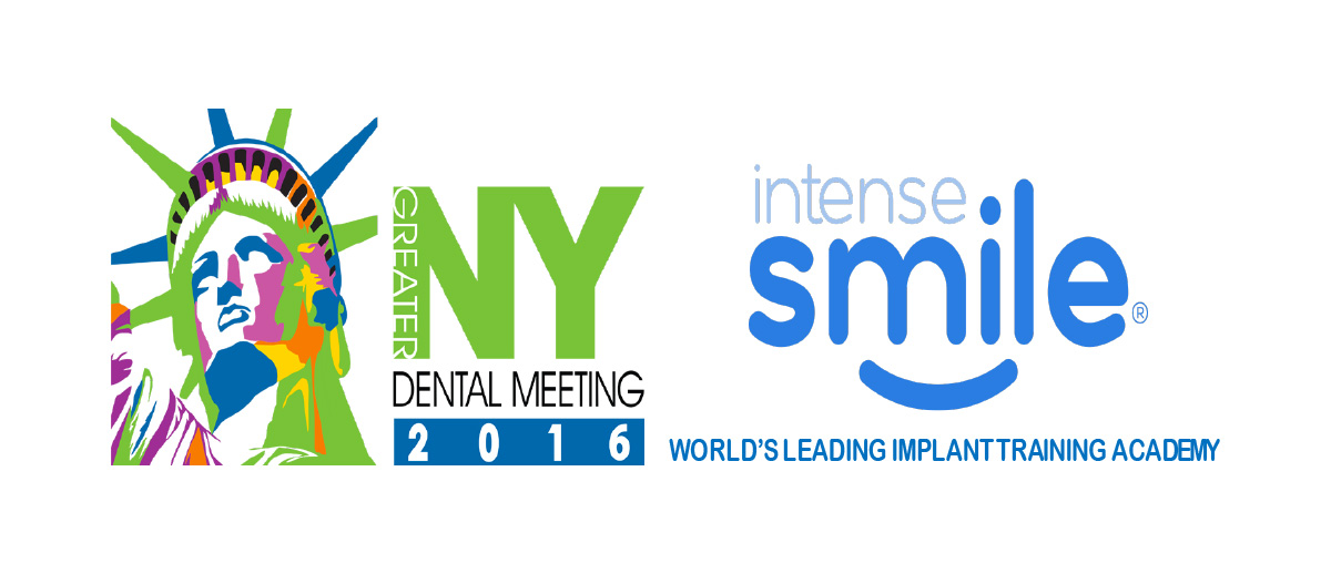 Intense Smile Implant Academy will be part of 2016 GNY Dental Meeting